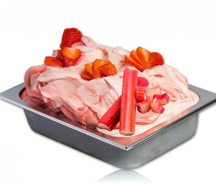 95166<br>9,5 L-Rhabarber-Erdbeer