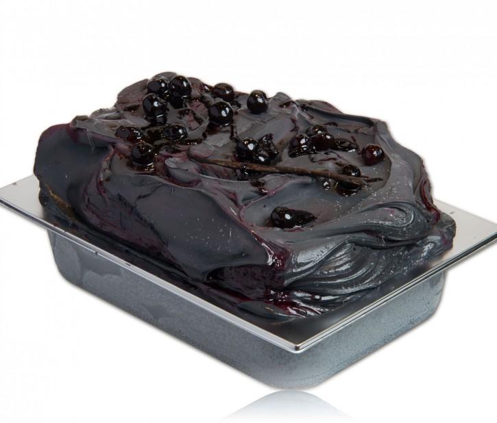 95058<br>9,5 L Schwarze Vanille